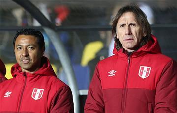 Nolberto Solano seguirá formando parte de la Selección Peruana