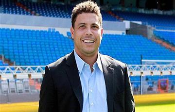 Ronaldo Nazario recibe el alta médica tras cuatro días internado en clínica