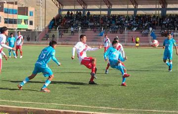 Alfonso Ugarte vs Credicoop San Román EN VIVO ONLINE por Copa Perú