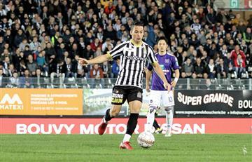 Cristian Benavente: revive su primer gol de la temporada