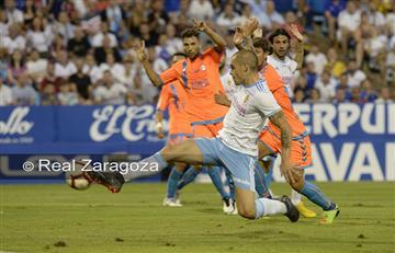 Rayo Majadahonda con Jeisson Martínez perdió ante la Real Zaragoza