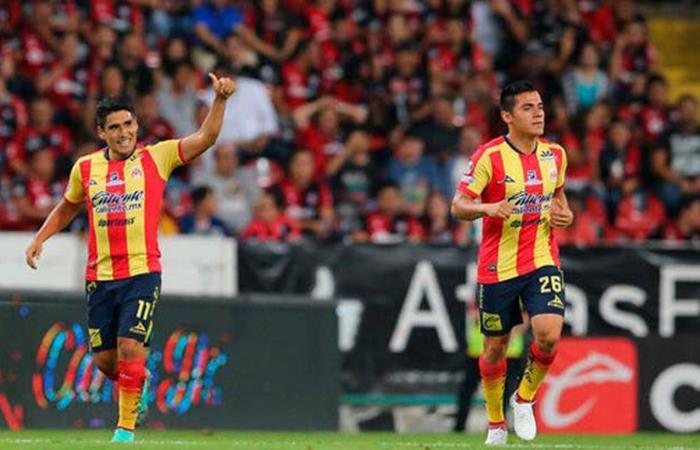 Monarcas Morelia empató 1-1 ante el Pachuca por la fecha 6 de la Liga MX. Foto: Twitter