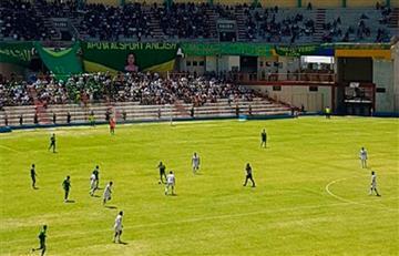 Sport Áncash se impuso ante Sipesa en la 1ra Final Departamental de Copa Perú