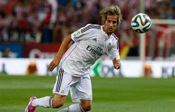 Fabio Coentrao decidió rescindir su contrato con el Real Madrid