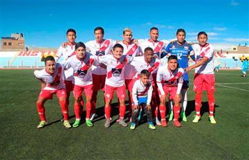 Alfonso Ugarte ganó en la última jugada ante Social Corire por Copa Perú