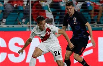 Cristian Benavente: La crítica del 'Chaval' a la Selección Peruana en Rusia 2018
