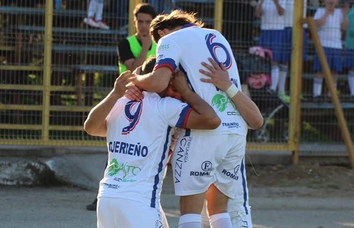 Unión San Felipe perdió 0-1 ante Melipilla (Foto: Facebook)