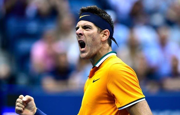 US Open: Juan Martín del Potro jugará la final del torneo