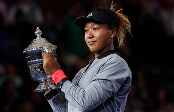 Naomi Osaka ganó su primer US Open en una polémica final