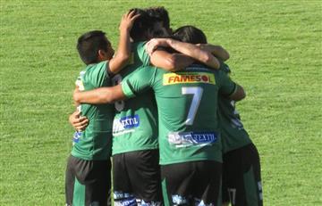 Tabla de posiciones en la Copa Perú