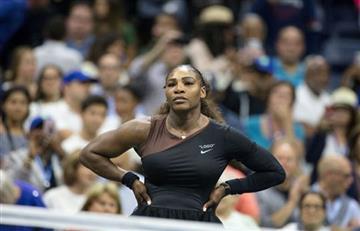 Serena es multada con millonaria suma de dinero