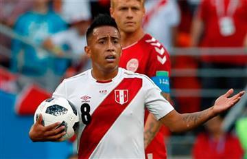 ¿Quién debe reemplazar a Christian Cueva en la Selección Peruana?