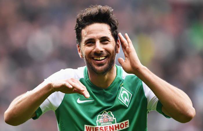 Werder Bremen vs Núremberg EN VIVO con Claudio Pizarro por Bundesliga