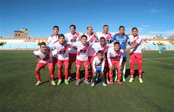 Alfonso Ugarte empató sin goles ante Credicoop San Román