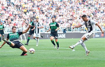 Cristiano Ronaldo se refirió acerca de su doblete con Juventus
