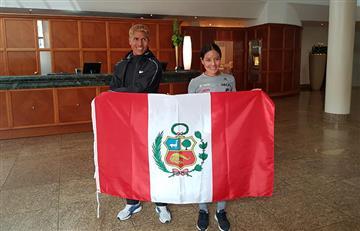 ¡Qué orgullo! Inés Melchor y Wily Canchanya dejan a Perú en alto en Maratón de Berlín