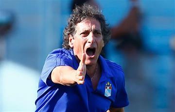 ¡Mario Salas se molestó con Lalo Archimbaud!