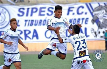 Sipesa mandó en Chimbote sobre Sport Áncash