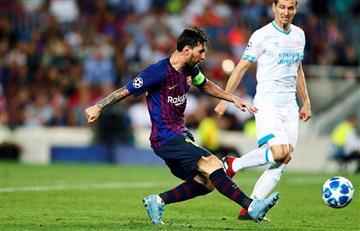 ¡Messi endiablado! Su hat-trick ante el PSV