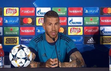 """Ramos a Griezmann: """"La ignorancia es muy atrevida"""""""