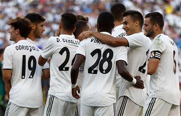 Champions League: Conoce a las ausencias del Real Madrid ante Roma