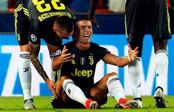 Presidente de la Juventus y su respaldo a Cristiano Ronaldo tras expulsión