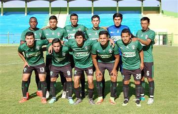 ¡Sportivo Huracán arrasó en Arequipa!