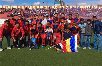 Racing de Huamachuco apabulló a ADA