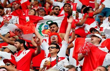 Los mejores momentos de la hinchada peruana en Rusia