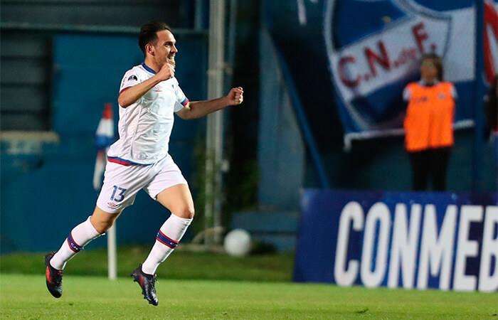 Nacional avanzó a cuartos de final de la Sudamericana (Foto: EFE)