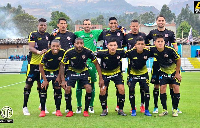 UTC vs Binacional EN VIVO ONLINE por el Torneo Clausura