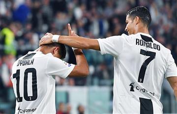 La Juve no necesitó los goles de Cristiano
