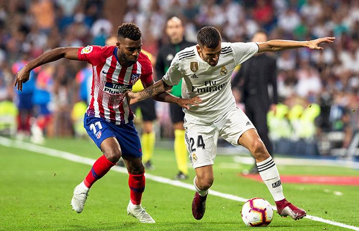 Real Madrid empató 1-1 ante Atlético de Madrid por LaLiga (Foto: @EFE)