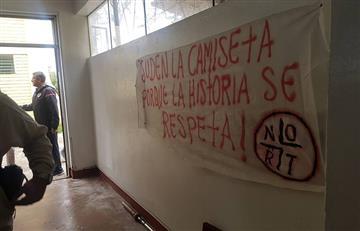 Trinchera Norte amenaza a Nicolás Córdova y pide su salida