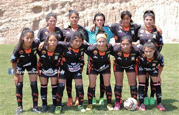 Ayacucho ya tiene campeona departamental