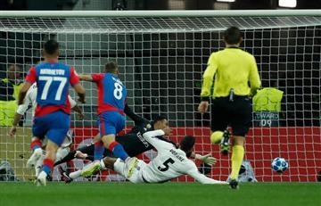 Real Madrid cayó en Rusia