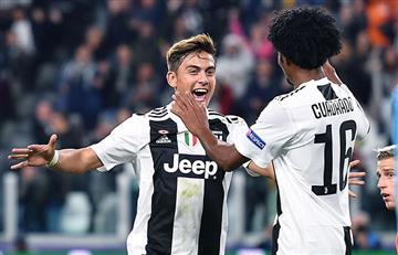 Juventus goleó al Young Boys