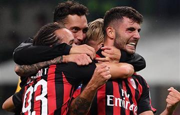 AC Milan vs Olympiacos EN VIVO ONLINE por la Europa League