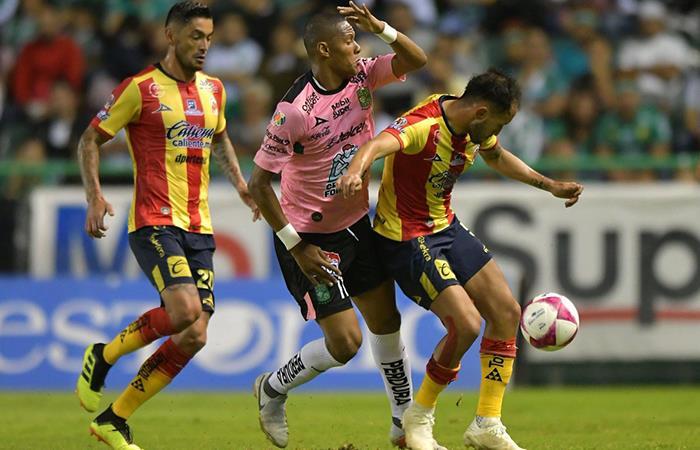 Monarcas Morelia venció por 2-1 al León. Foto: Twitter