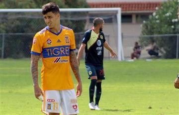 ¡Da Silva se estrenó en el gol!