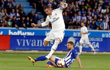 Ramos habló de Cristiano Ronaldo