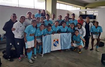 Inter JC vs Sporting Cristal EN VIVO ONLINE por la Copa Perú Femenina