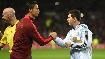 """Griezmann: """"No me comparo con Ronaldo y Messi, son leyendas"""""""