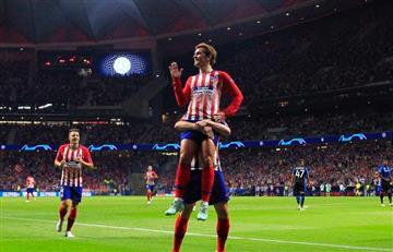 Griezmann no se compara con Messi y Cristiano