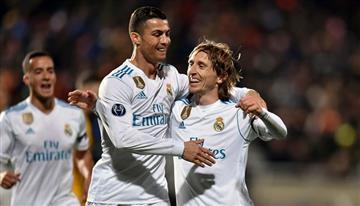 """Modric: """"Cristiano está a otro nivel, yo prefiero la simplicidad"""""""