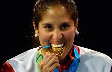 Alexandra Grande le da a Perú un nuevo triunfo en karate