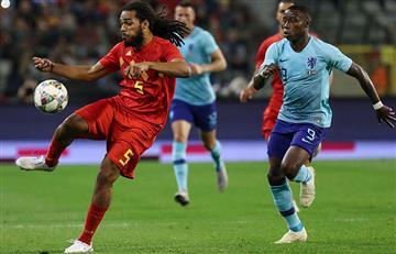 Bélgica empató frente a Holanda por fecha FIFA