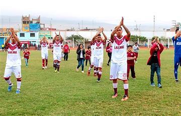 Copa Perú: Laure Sur goleó a AEB Ventanilla