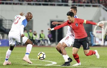 Panamá logró un valioso empate como visitante ante Corea del Sur