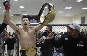 UFC: Jesús Pinedo peleará en noviembre en Argentina